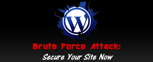 WordPress Brute Force Attack 2013