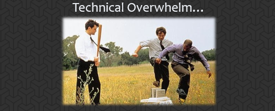 5 Tips For Tackling Technical Overwhelm
