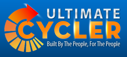 image of ultimate cycler logo